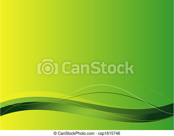 Background with abstract smooth lines - csp1615746