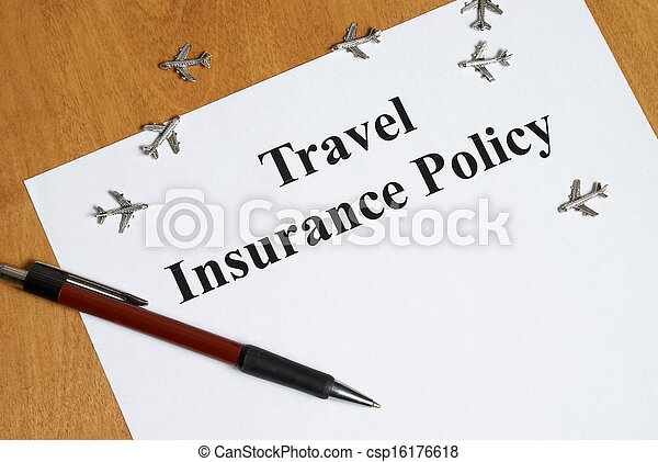 Travel Insurance - csp16176618