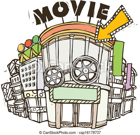 Back > Gallery For > Clipart Cinema