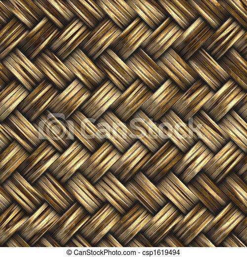 basket weave - csp1619494