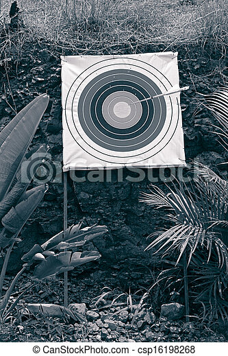 Archery Board, Shooting Targets