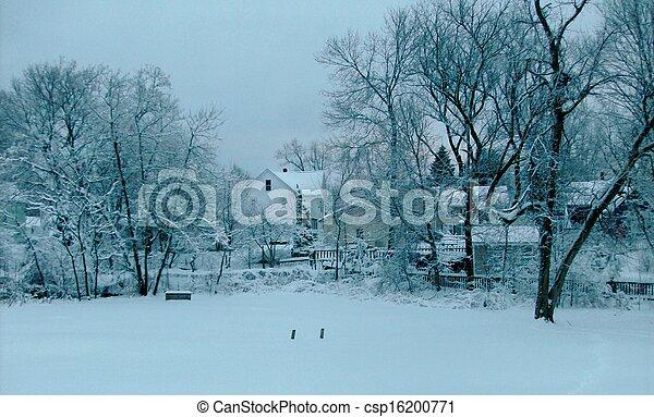 Winter wonderland - csp16200771
