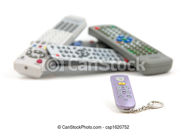 Tiny remote control for replacement - csp1620752