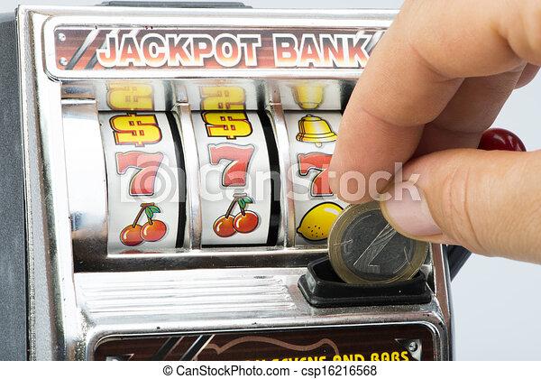 Gambling machine - csp16216568