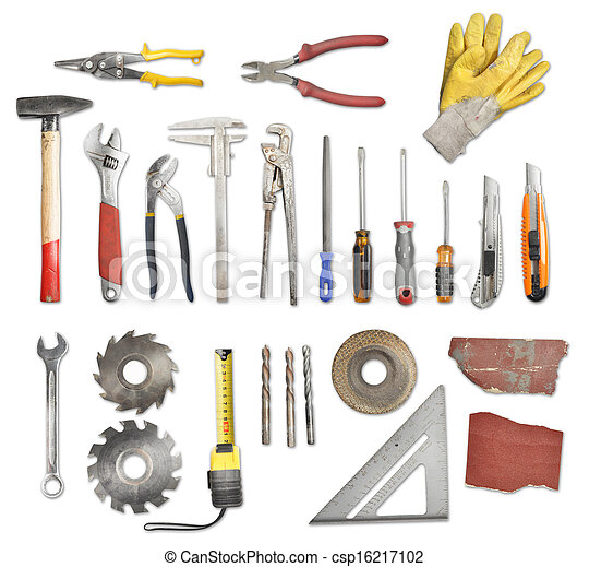Set of tools - csp16217102