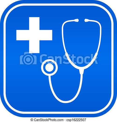 Krankenhaus-Vektor-sym...