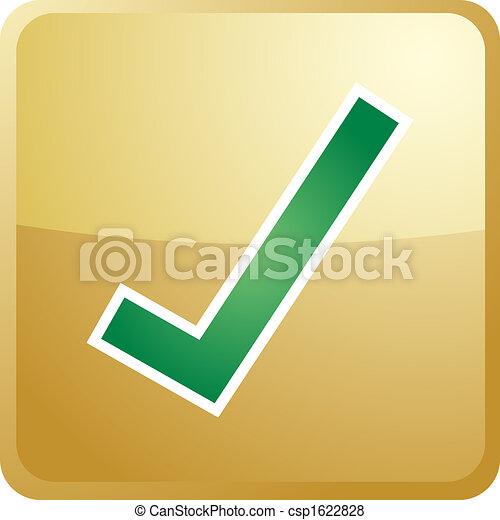 Confirm navigation icon - csp1622828
