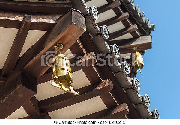 stock fotografie von pagode nahaufnahme japanisches. Black Bedroom Furniture Sets. Home Design Ideas