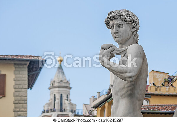 a look into the life of michelangelo and statue of david 3 davids, 3 theologies: donatello, michelangelo and  bernini's 1623 marble statue of david  to god all his life, david can now completely focus and.