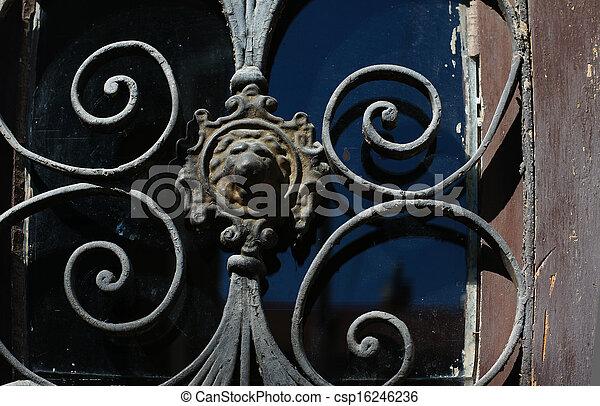 Stock de fotos de detalles art nouveau decoraci n for Decoracion art nouveau