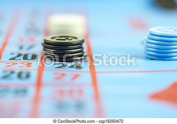 Gambling concept - csp16250472