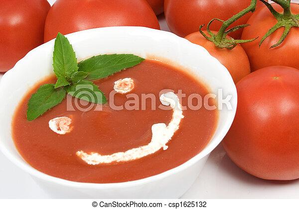 Tomato soup - csp1625132