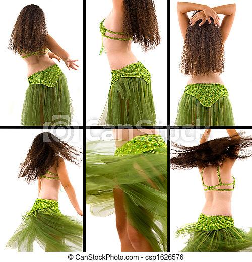 Belly Dancer - csp1626576