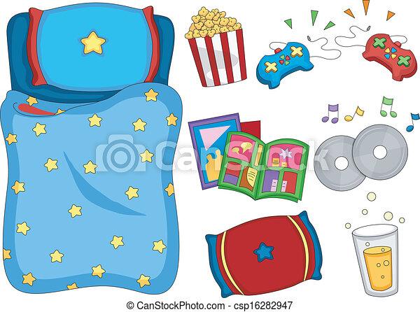 Sleep Over Invitation for amazing invitations ideas