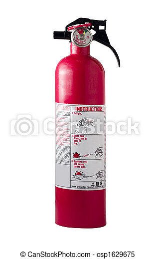 fire extinguisher - csp1629675
