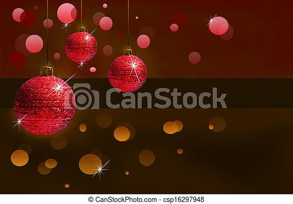 クリスマス - csp16297948