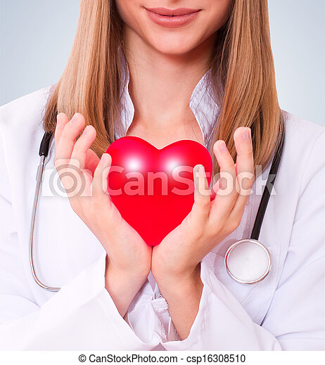 Health Insurance Or Love Concept. Stock Photo