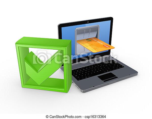 Banking concept. - csp16313364