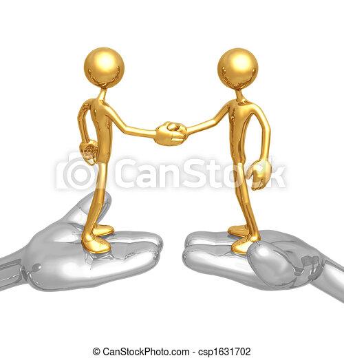 Business Deal Assistance - csp1631702