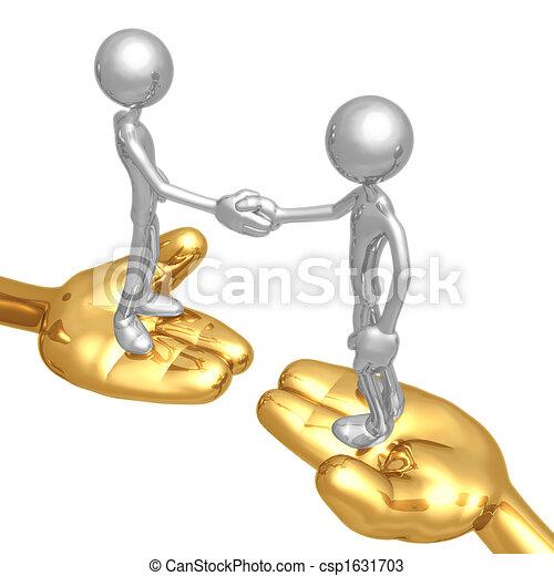 Business Deal Assistance - csp1631703
