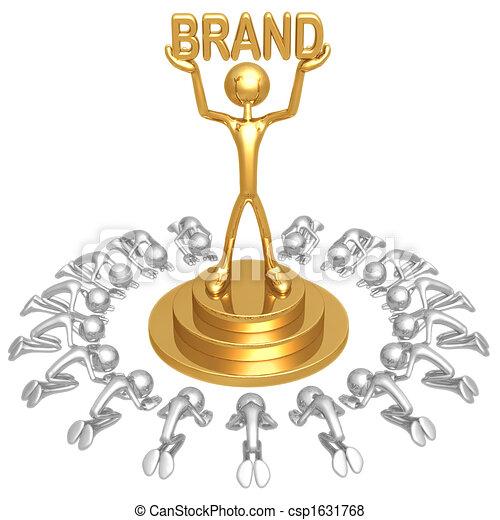 Brand Worship - csp1631768
