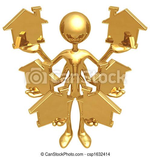 Handling Multiple Homes - csp1632414