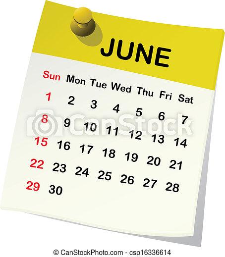 2014 Calendar Clip Art Vector - 2014 calendar for