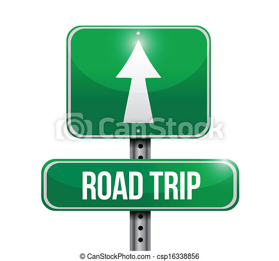 Clip Art Road Trip Clip Art road trip illustrations and stock art 19367 sign illustration design over white