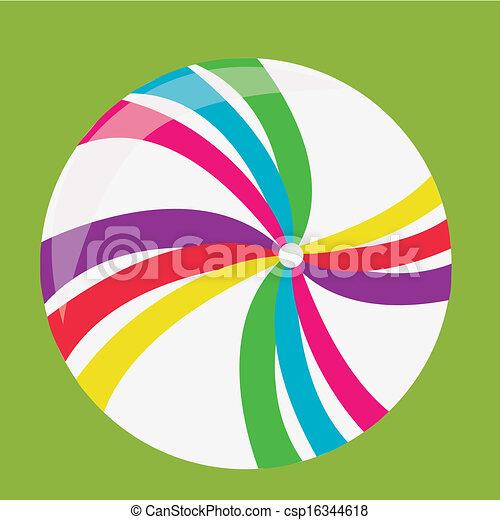 beach ball - csp16344618