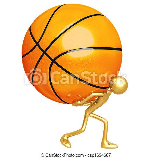 Basketball Atlas - csp1634667