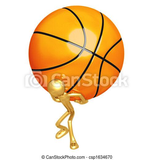Basketball Atlas - csp1634670