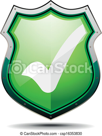 approve coat of arms - csp16353830