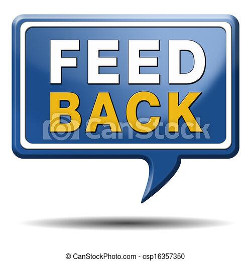 Back Icon Logo Feed Back Icon Csp16357350