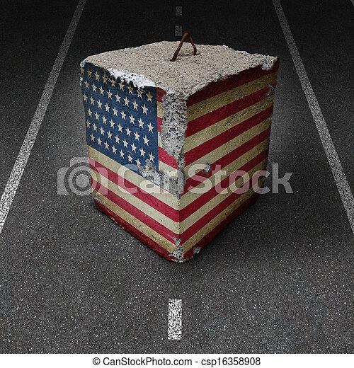 United States Government Shutdown - csp16358908