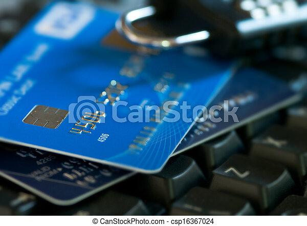 Safe banking - csp16367024