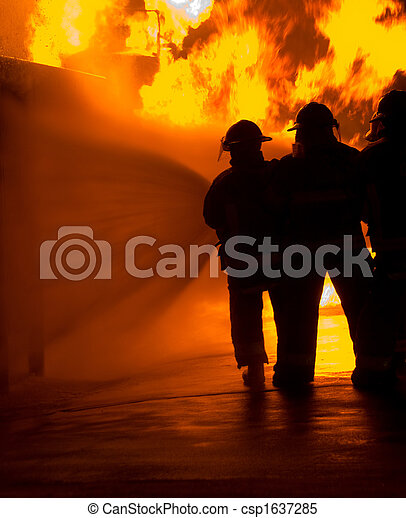 fire fighting - csp1637285