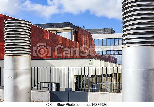 architecture moderne - csp16376926