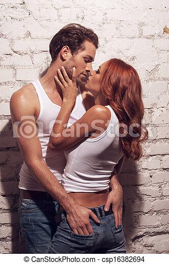 Sexy Ass Kissing