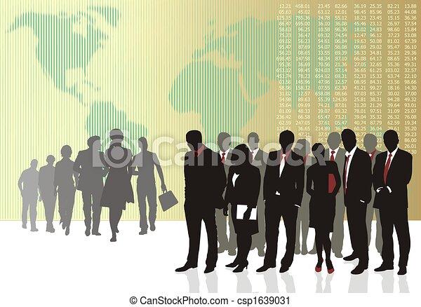 Business teams - csp1639031