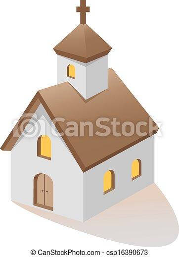 church - csp16390673