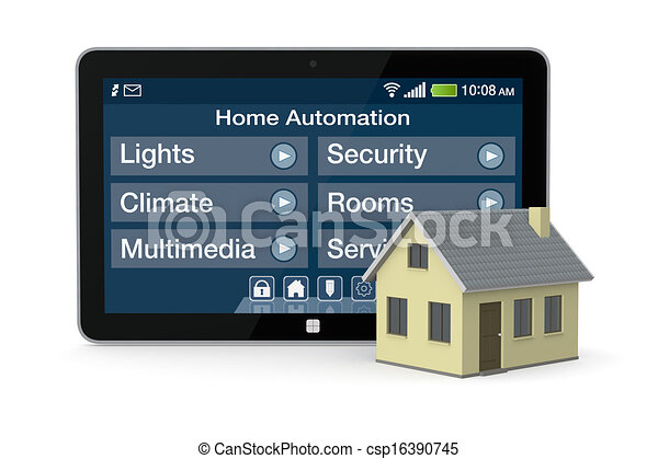 home automation - csp16390745