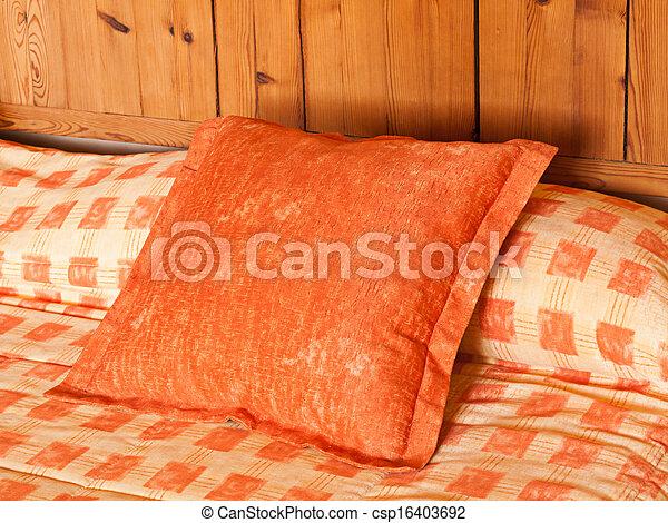 photo oreiller h tel lit image images photo libre. Black Bedroom Furniture Sets. Home Design Ideas