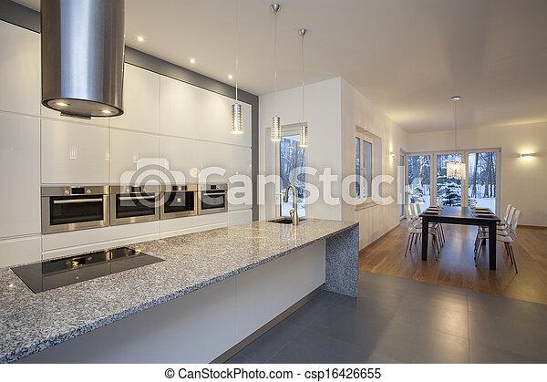Stock im genes de dise adores interior cocina - Disenadores de cocinas ...