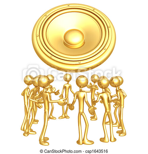 Music Forum - csp1643516
