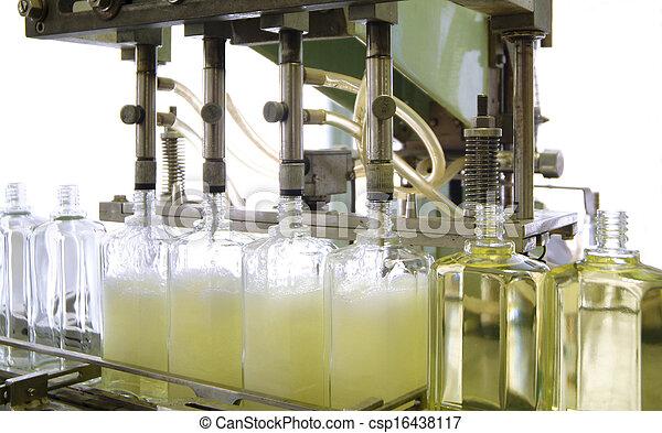 industrial filling - csp16438117