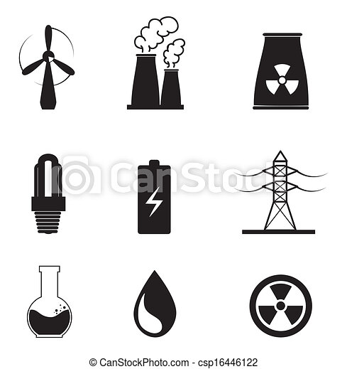 energy types - csp16446122