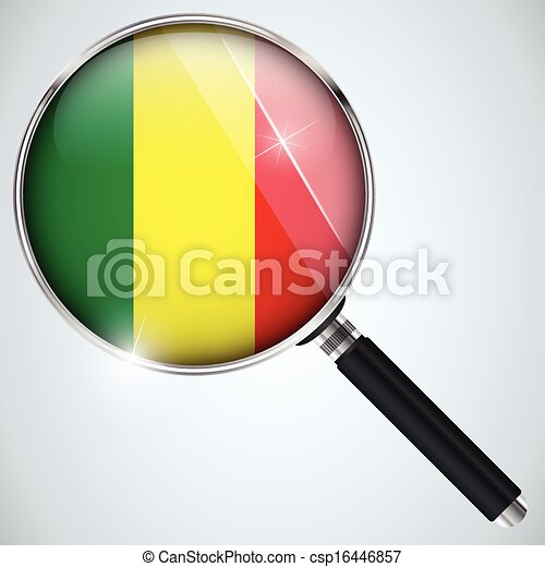 NSA USA Government Spy Program Country Mali - csp16446857