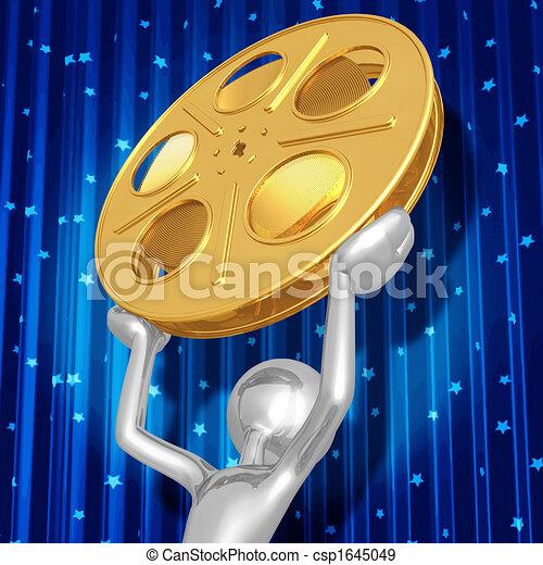 Film Award Ceremony - csp1645049