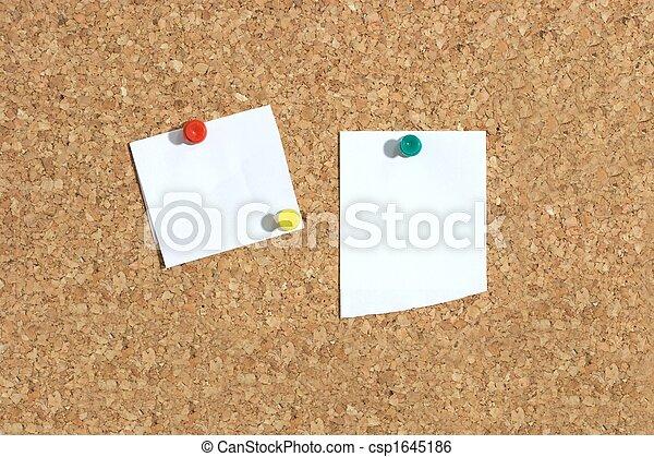 Corkboard - csp1645186