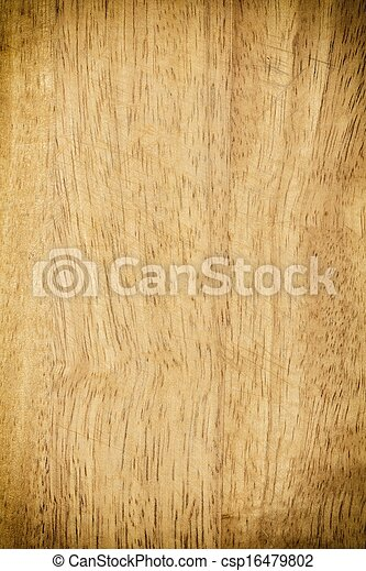 Old wooden kitchen desk board background texture - csp16479802